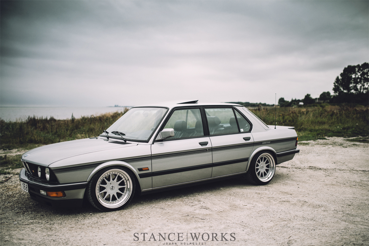 Bmw E28 535i Hartge Christopher Bjorasen Stiri Bmw