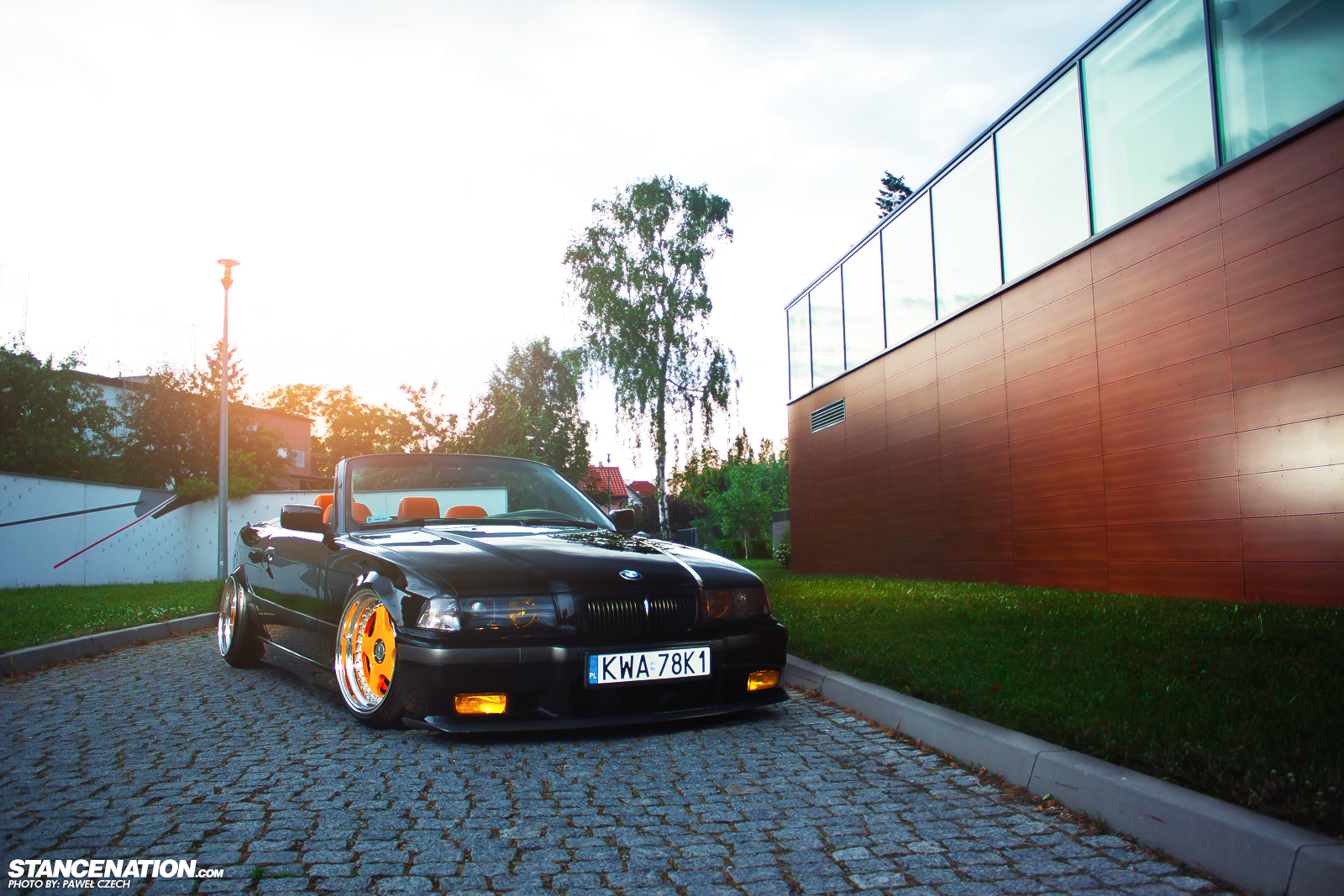 Bmw E36 328i Cabrio By Damian Kowalski Stiri Bmw Tuning
