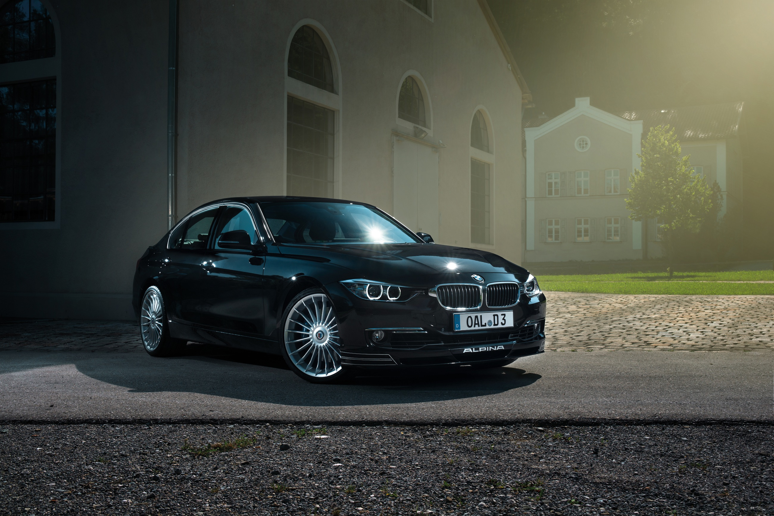 Date oficiale BMW Alpina D3 Bi-Turbo