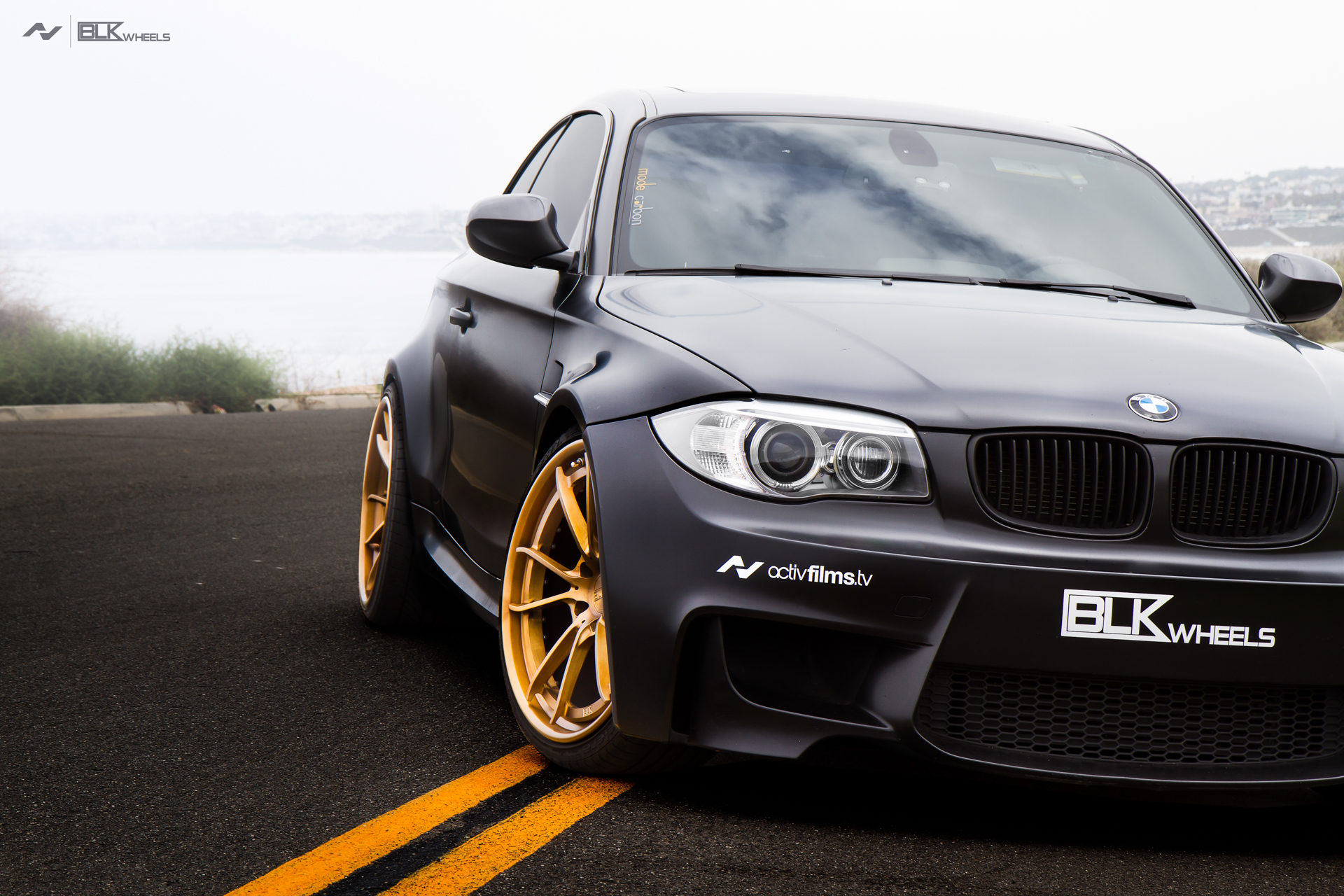 Bmw 135i By Activfilms Tv Stiri Bmw Tuning Bmw
