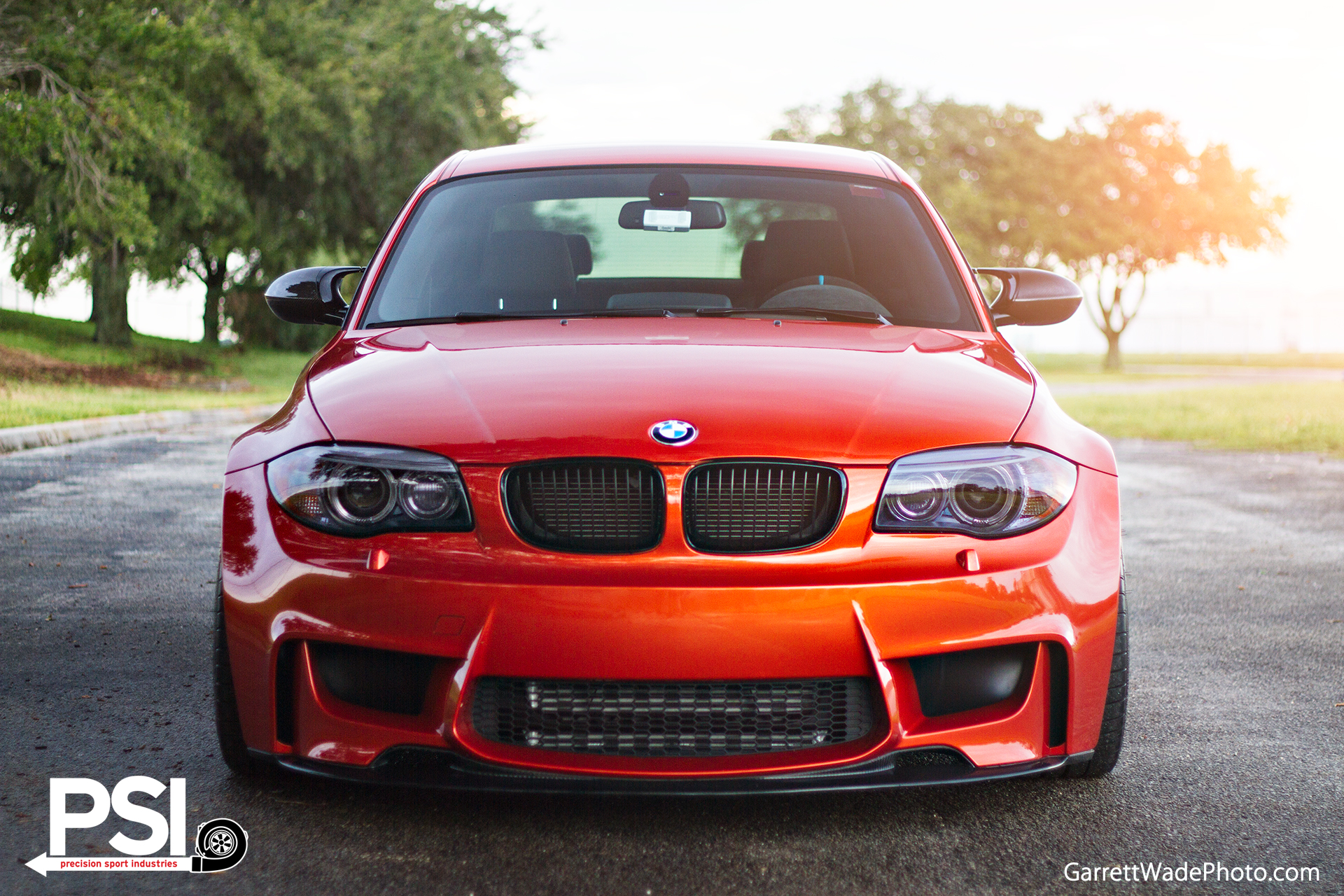 Bmw 1m Coupe By Precision Sport Industries Stiri Bmw