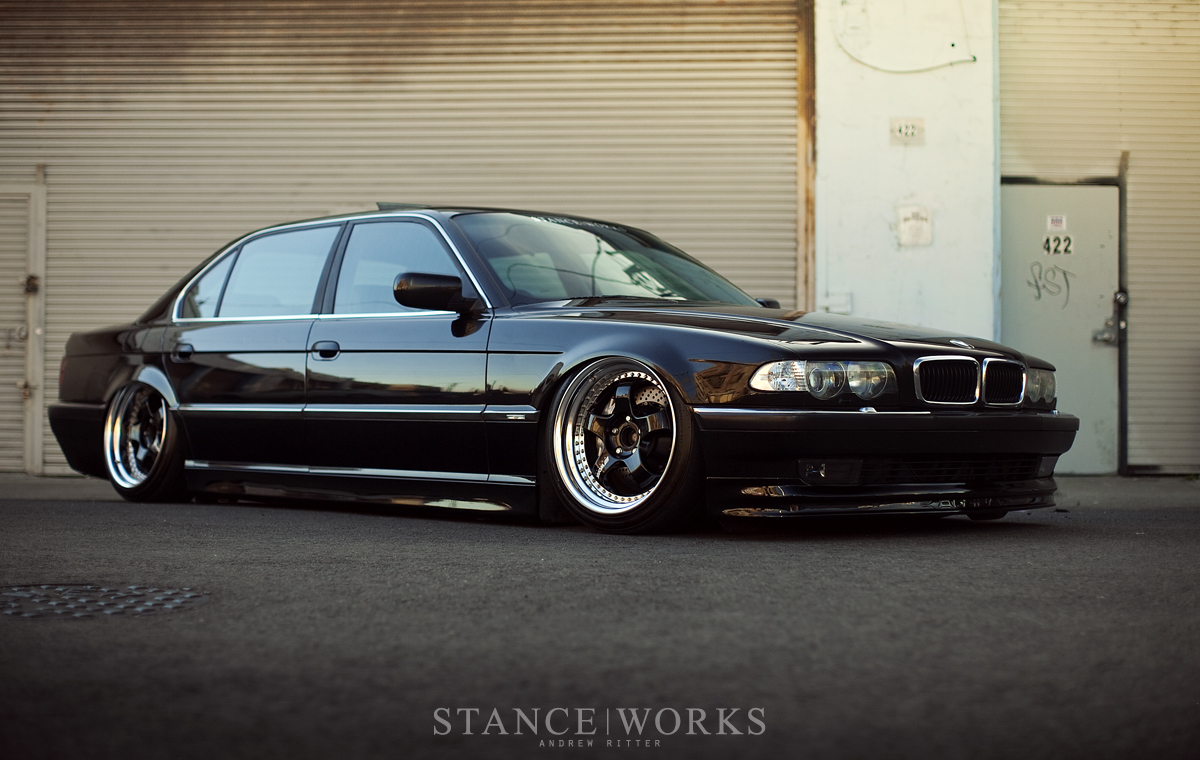 Bmw E38 740il By Jeremy Whittle Stiri Bmw Tuning Bmw