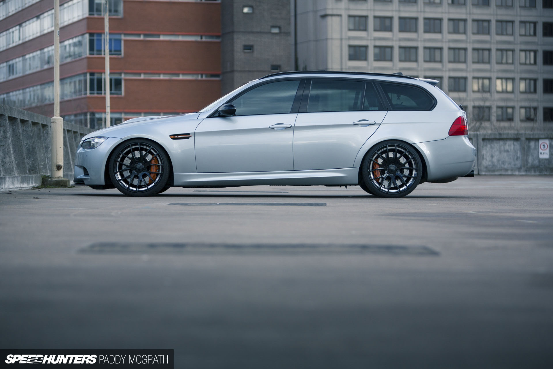 BMW E91 M3 Touring by Nick Pritchard
