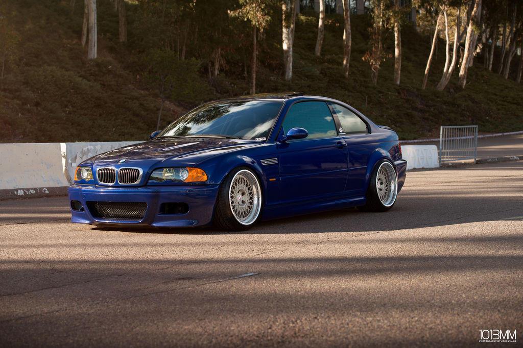 BMW M3 E46 By VF Engineering