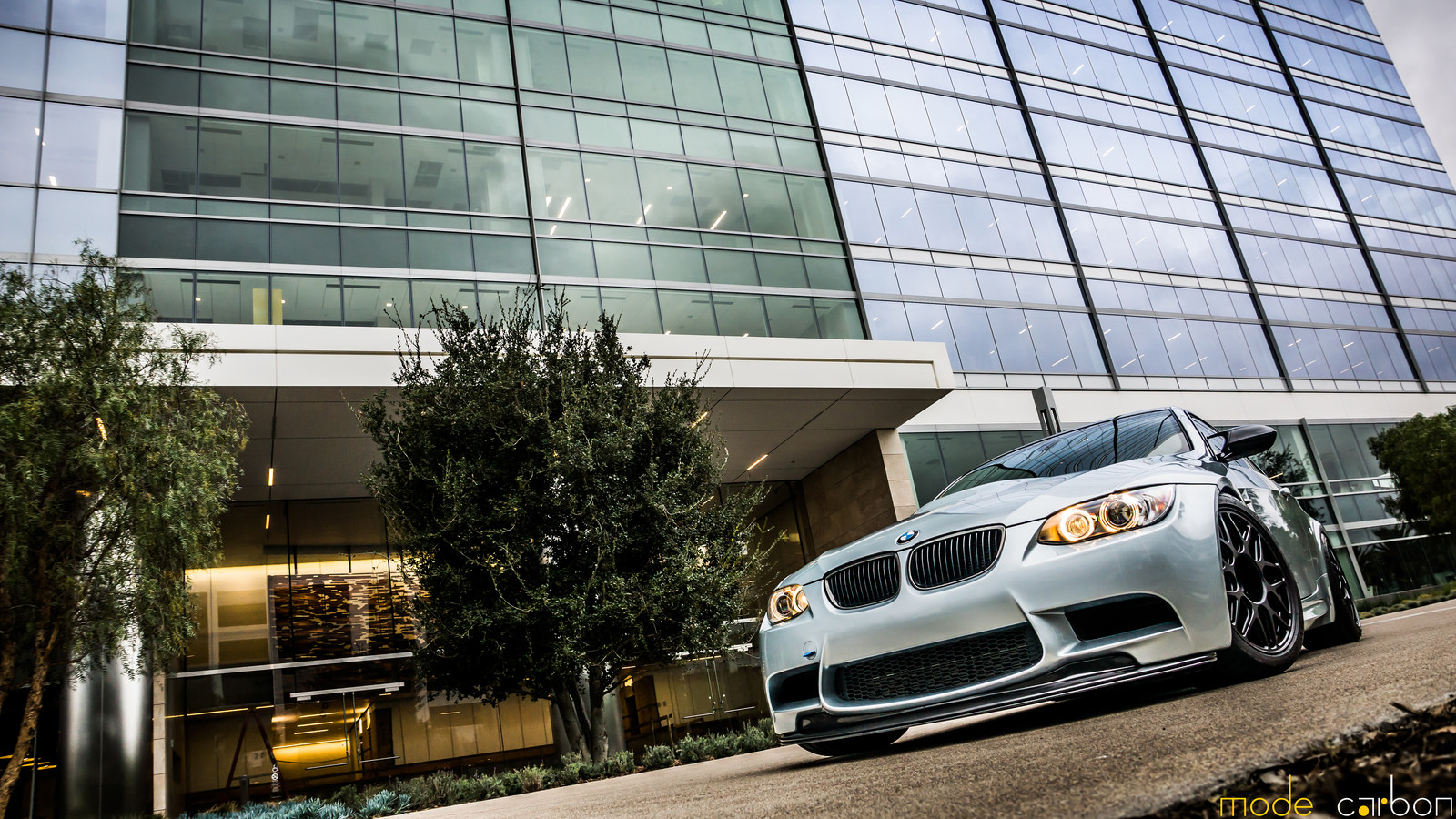 BMW M3 E92 Silverstone Slicer by Mode Carbon