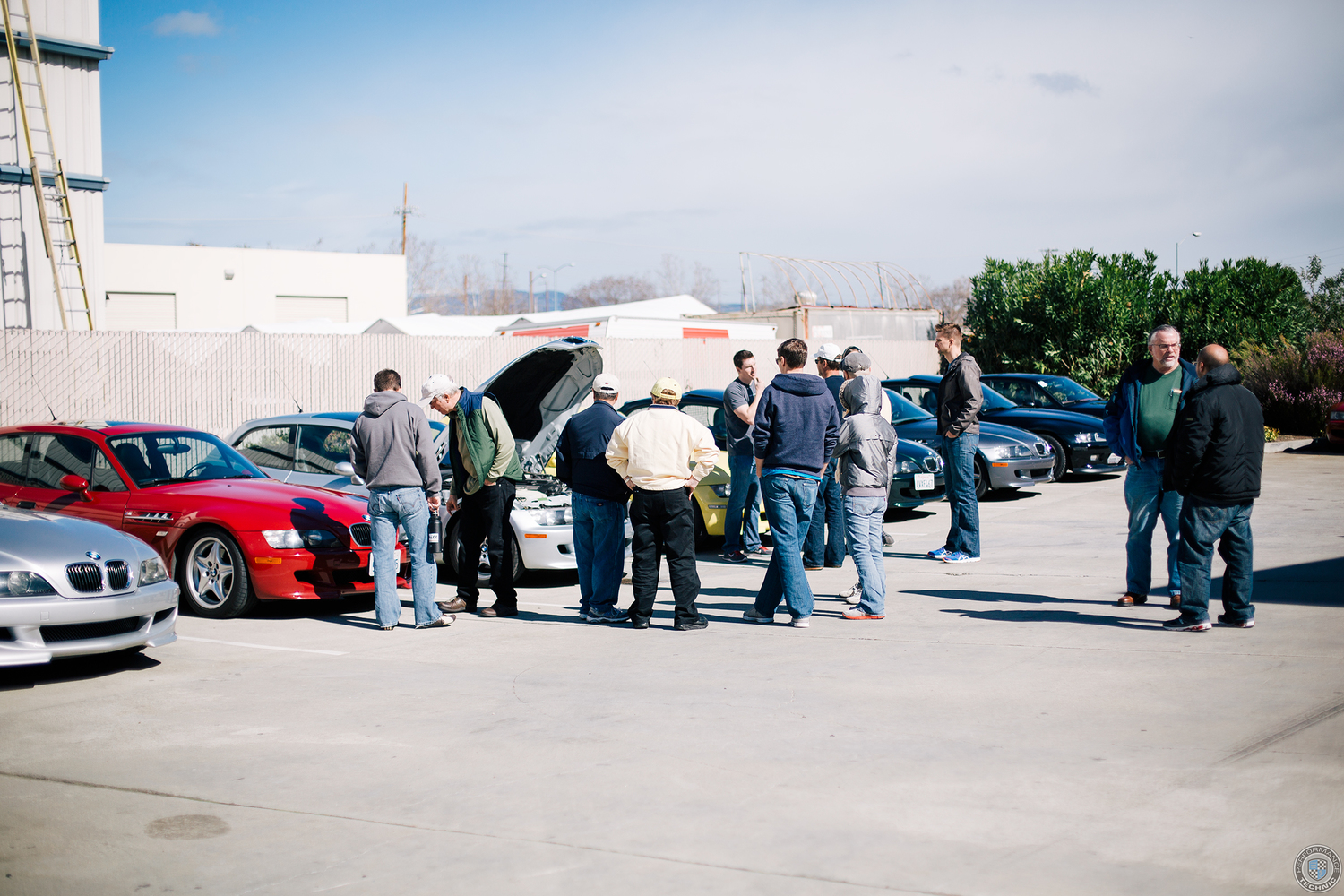 BMW Z3M Coupe Meeting
