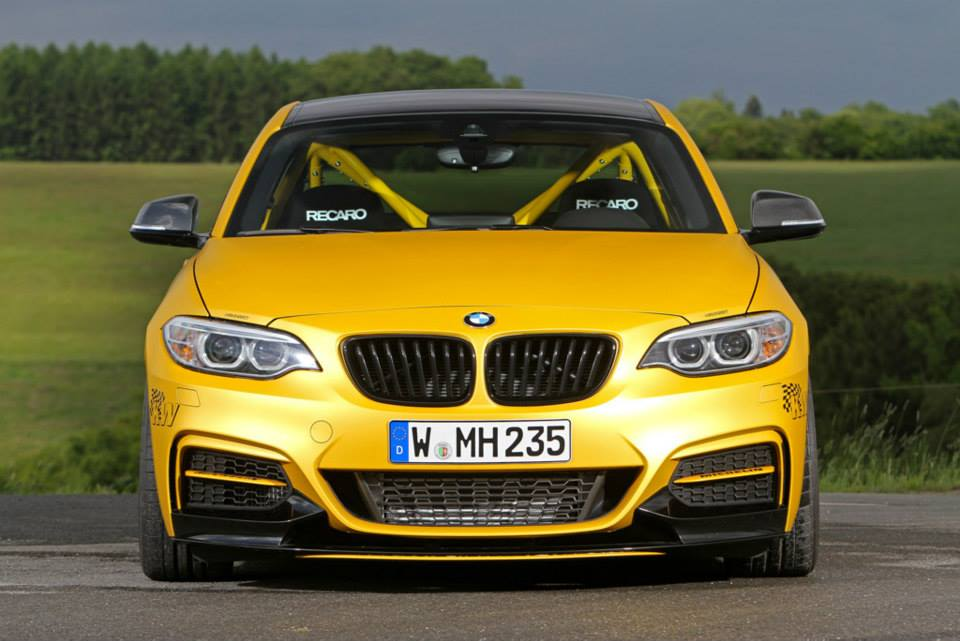 Manhart BMW M235i