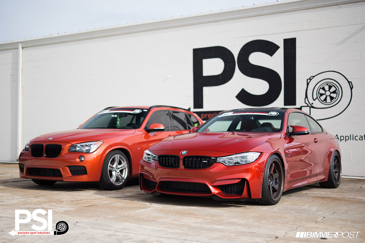 Sakhir Orange Vs Valencia Orange Stiri Bmw Tuning Bmw