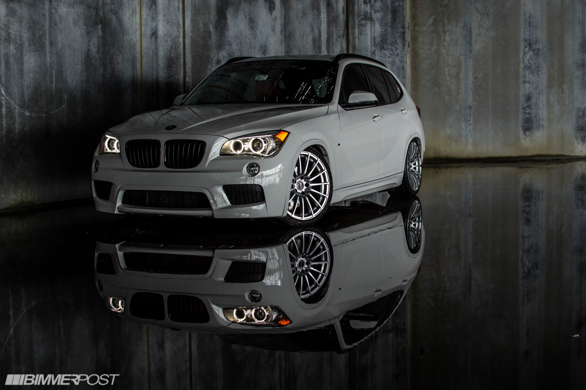 Stance Bmw X1 Stiri Bmw Tuning Bmw Modificari Bmw